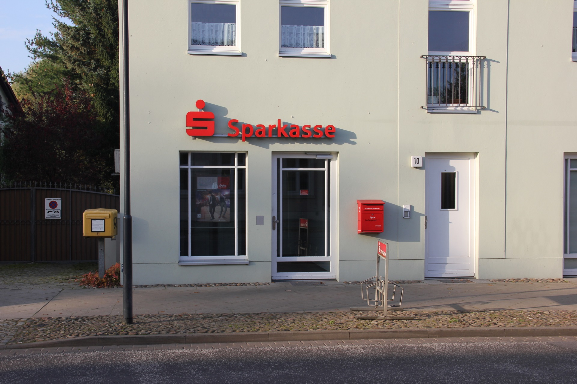Sparkasse SB-Center Alt-Ruppin