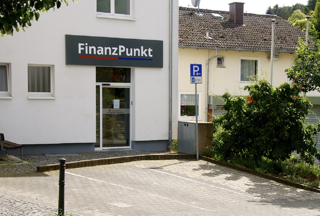 Sparkasse SB-Center Mammolshain