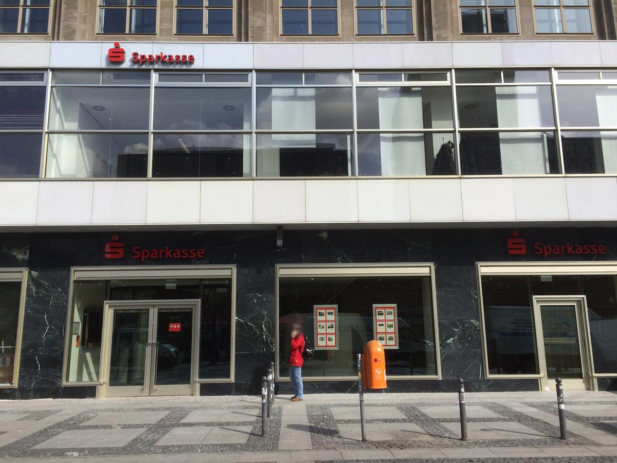Sparkasse FirmenCenter Private Baufinanzierung Firmenkunden