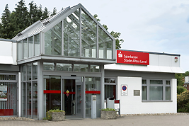 Sparkasse Stade-Altes Land, Beratungs-Center, Wiepenkathen