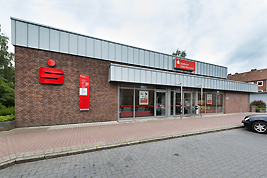 Sparkasse Stade-Altes Land, Beratungs-Center, Sachsenviertel