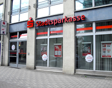Sparkasse SB-Center Buckau