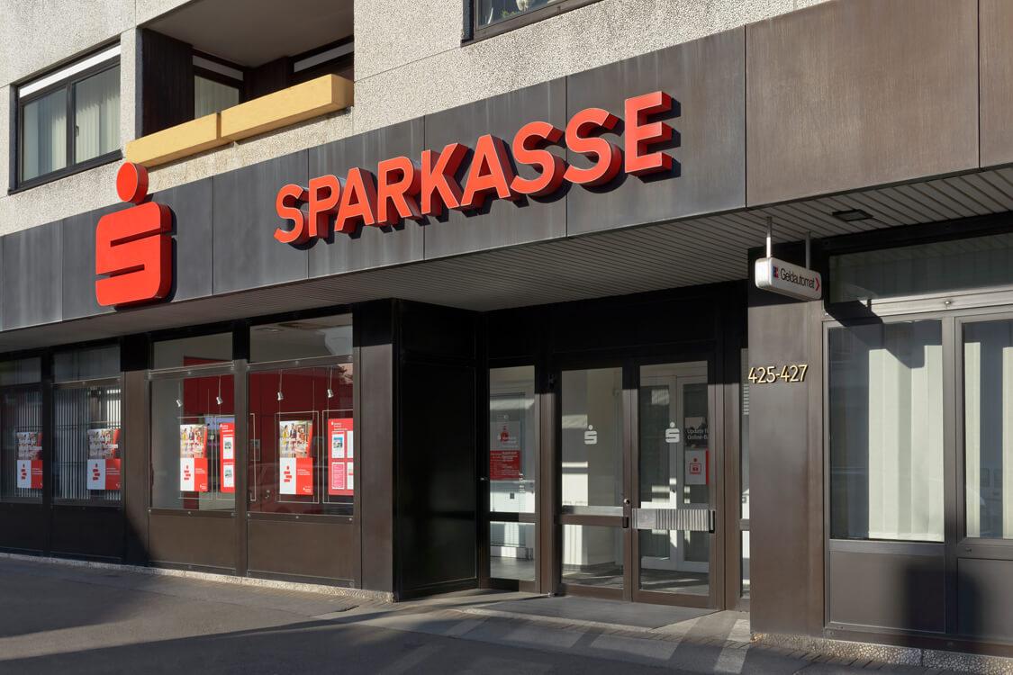 Sparkasse SB-Filiale Eichlinghofen (zurzeit nur SB)