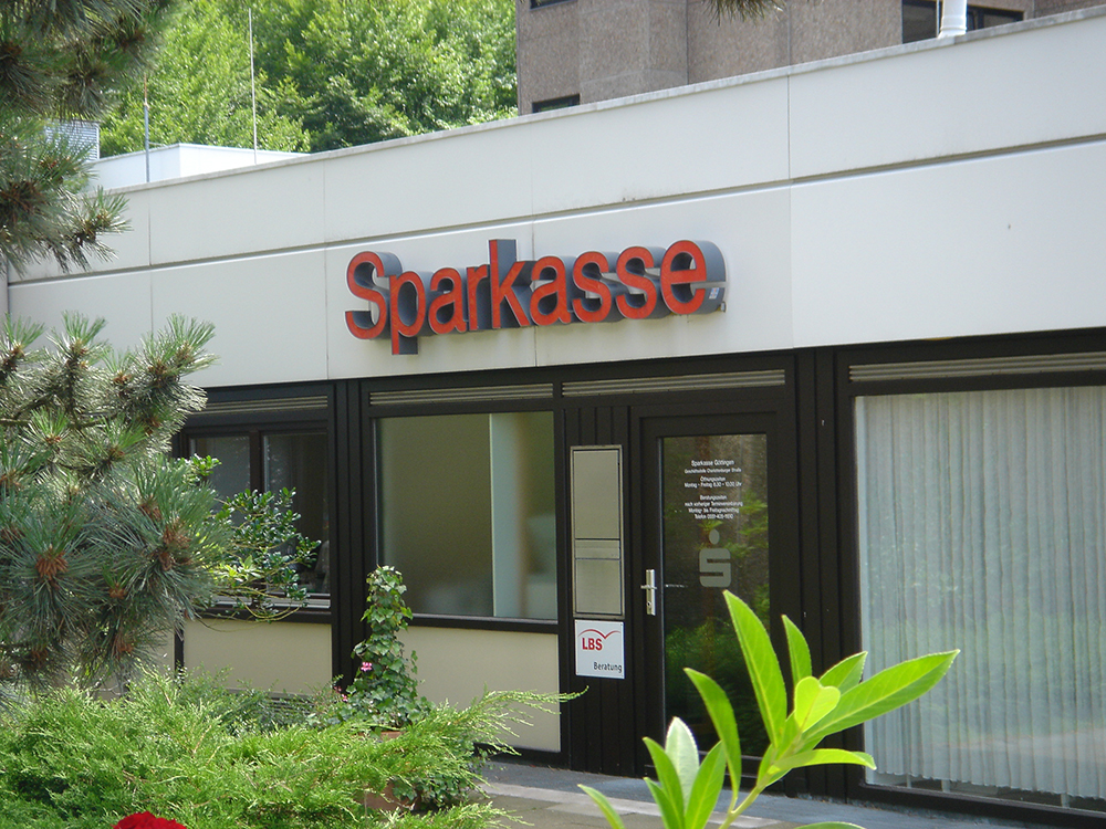Sparkasse Filiale Stift am Klausberg