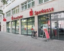 Berliner Sparkasse PrivatkundenCenter Otto-Suhr-Allee