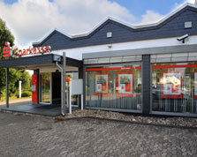 Sparkasse SB-Center Bomig
