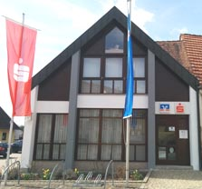 Sparkasse SB-Center Thulba