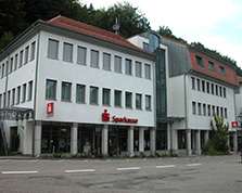 Sparkasse Filialdirektion Bad Herrenalb