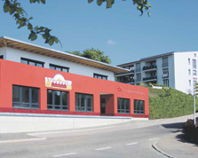 Sparkasse SB-Center Ottenbach