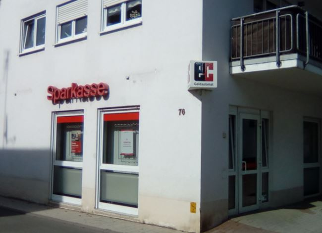 Sparkasse SB-Center Wöschbach