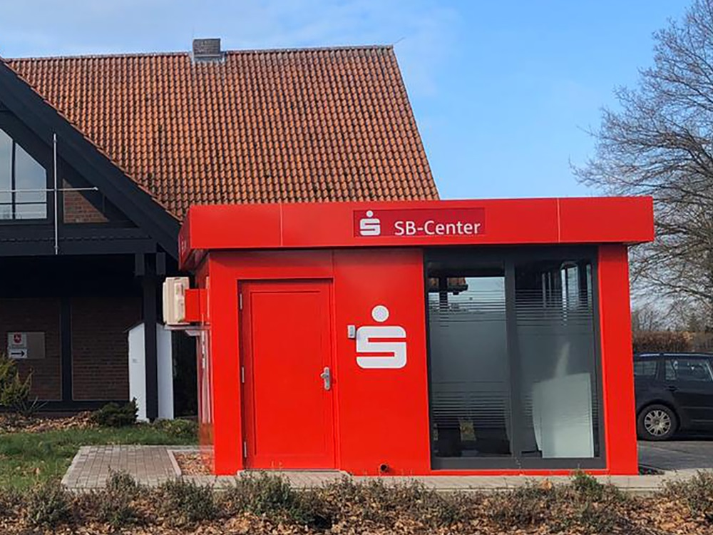 Sparkasse SB-Center Warmsen