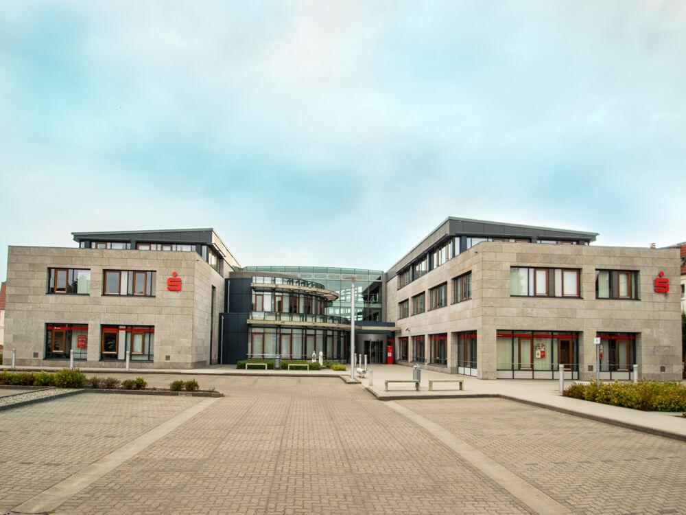 Sparkasse Geschäftsstelle Hagenow