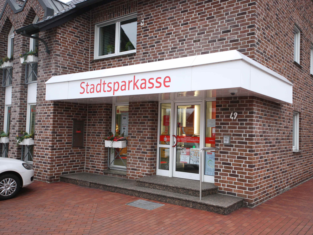 Sparkasse SB-Center Barlo