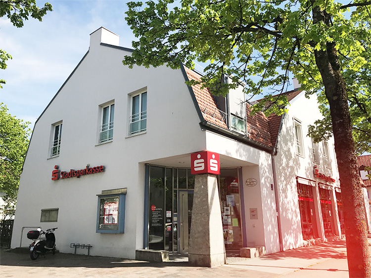 Sparkasse SB-Center Alt-Perlach