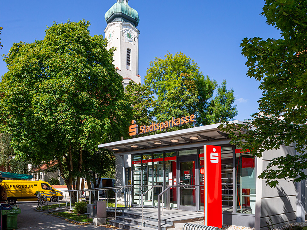Sparkasse SB-Center Alt-Solln
