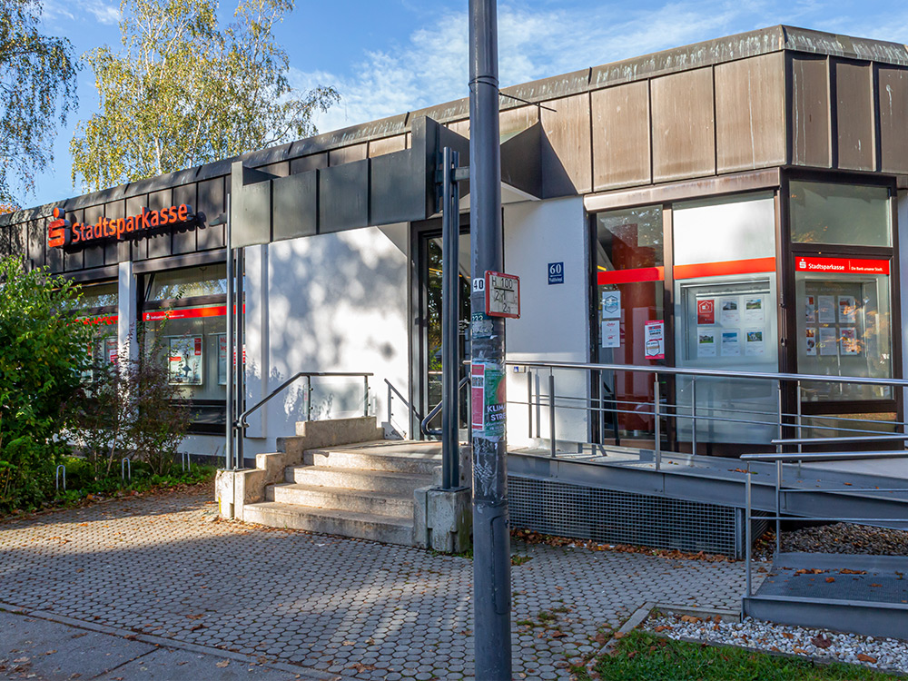 Sparkasse SB-Center Waldperlach