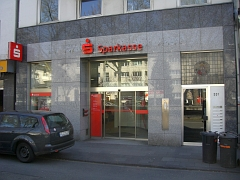 Sparkasse SB-Center Luxemburger Straße