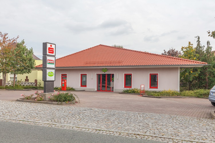 Sparkasse SB-Center Zeithain