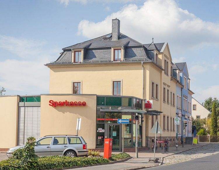 Sparkasse SB-Center Boxdorf