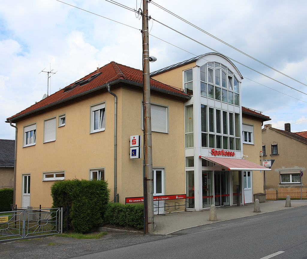 Sparkasse SB-Center Leutersdorf