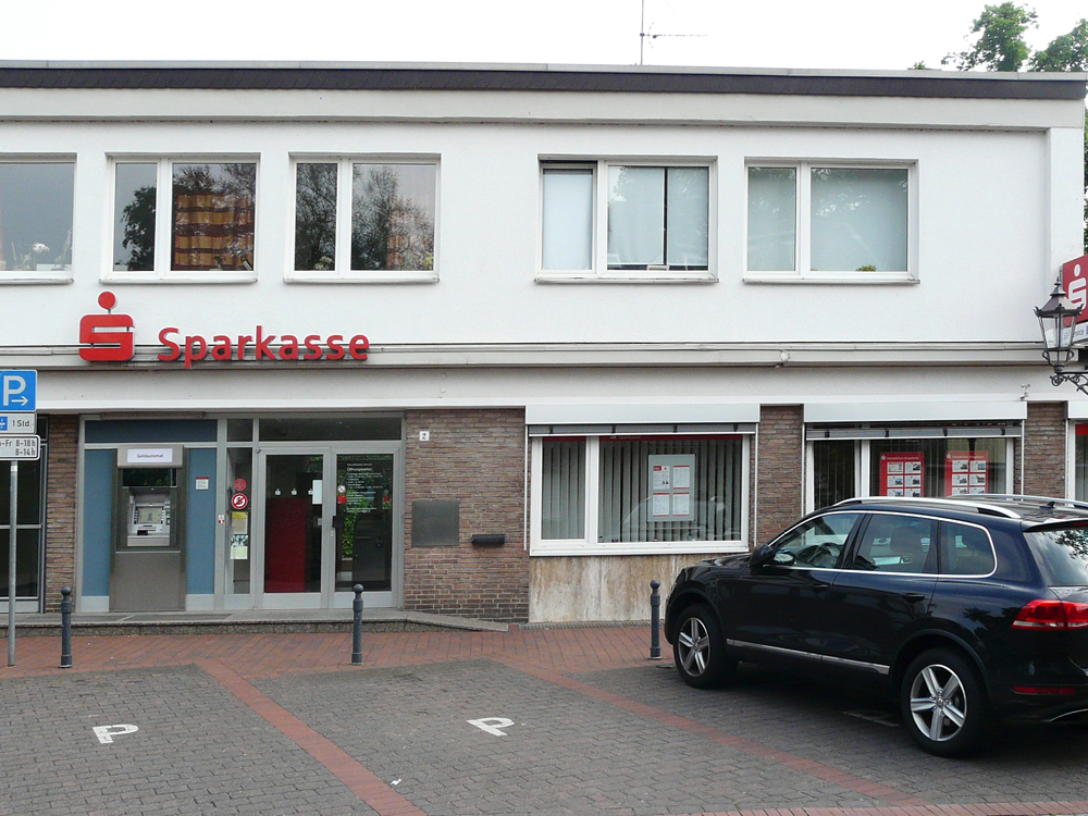 Sparkasse SB Center Neersen