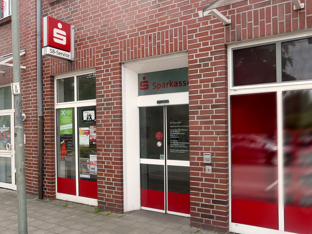 Sparkasse SB-Center Harttor