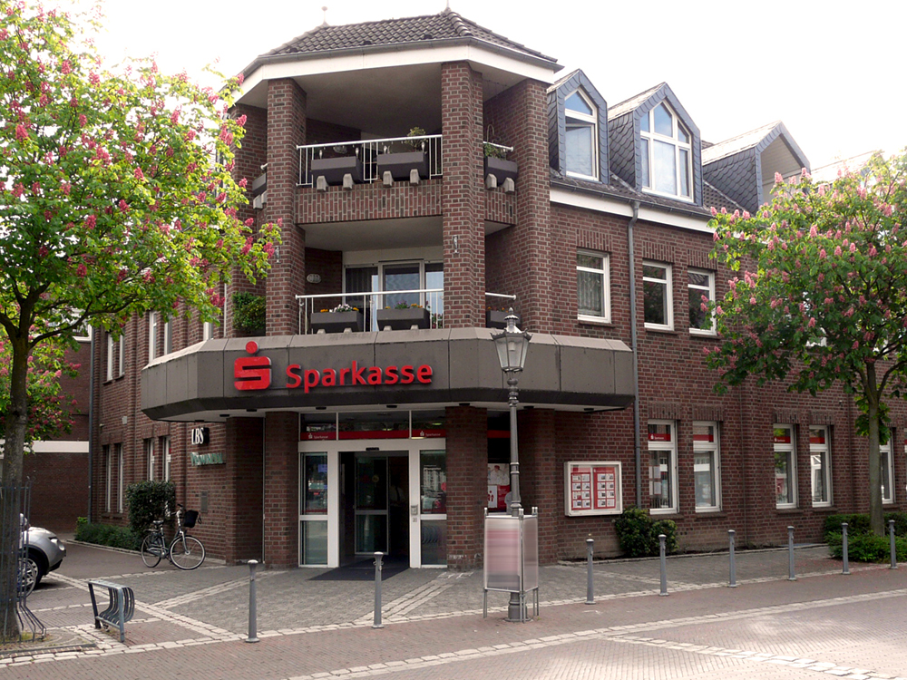 Sparkasse SB Center Issum