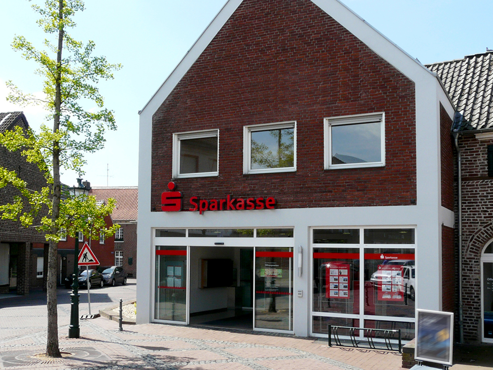 Sparkasse SB-Center Nieukerk