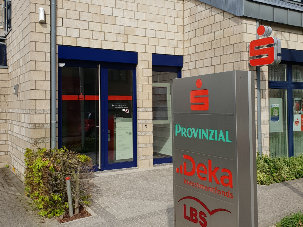Sparkasse SB-Center Pfalzdorf