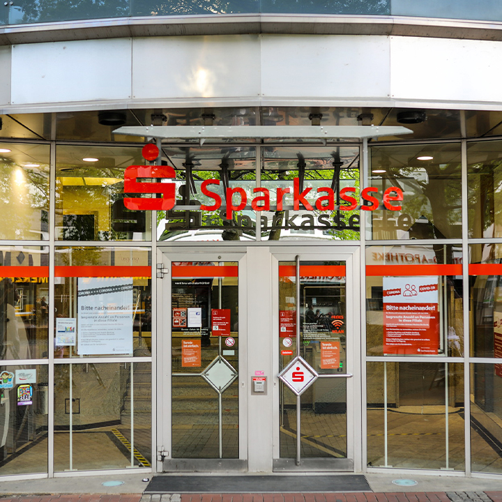 Sparkasse SB-Center Steele