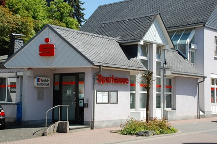 Sparkasse Beratungs-Center Hohenahr