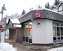 Sparkasse Filiale Willingen